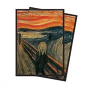 UP - Sleeves Standard - Fine Art - The Scream (65 Sleeves)