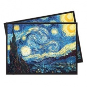 UP - Sleeves Standard - Fine Art - Starry Night (65 Sleeves)
