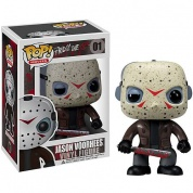 Funko POP! - Friday The 13th - Jason Voorhees Vinyl Figure 4-inch