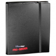 UP - Pro-Binder - 9-Pocket Portfolio - Black
