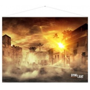 Dying Light Wallscroll - Parkour