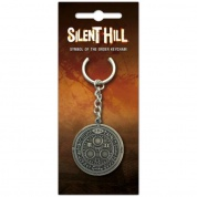 Silent Hill Keychain - Symbol Of The Order