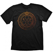 Silent Hill T-Shirt - Symbol Of The Order - Size XXL