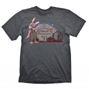 Silent Hill T-Shirt - Lakeside Amusement Park - Size XL