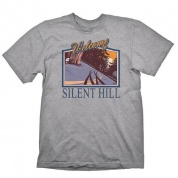 Silent Hill T-Shirt - Welcome To Silent Hill - Size S