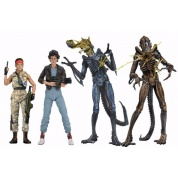 Aliens Series 12 Deluxe Action Figures 18-23cm Assortment (14)