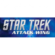 Star Trek: Attack Wing - Federation Attack Squadron Card Pack Wave 4 - EN