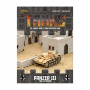 Tanks: German Panzer III Tank Expansion - EN