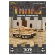 Tanks: German Tiger Tank Expansion - EN