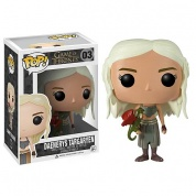 Funko POP! - Game Of Thrones - Daenerys Targaryen Vinyl Figure 10cm