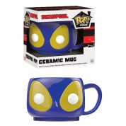 Funko POP! Homewares - Marvel Mugs - Deadpool X-Men Blue Ceramic Mug