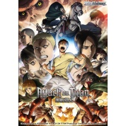 Weiß Schwarz - Booster Display: Attack on Titan Vol. 2 (20 Packs) - EN
