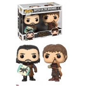 Funko POP Game Of Thrones - Jon Snow & Ramsey Bolton ´Battle Of Bastards´ 2-Pack Vinyl Figure 10cm