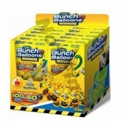 Zuru Bunch O Balloons Minions - 100 Water Ballons in 60 Seconds 3-Pack Display (12 Pcs)