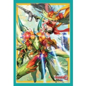 "Bushiroad Sleeve Collection Mini - Vol.301 Cardfight!! Vanguard G ""Midsummer's Flower Otobe Ritter"" (70 Sleeves)"