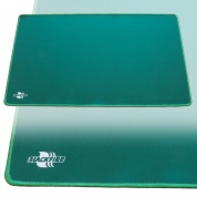 Blackfire Playmat – Green with Green Stitching