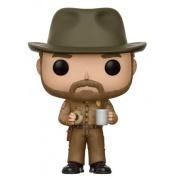 Funko POP! Television - Stranger Things Hopper Vinyl Figure 10cm