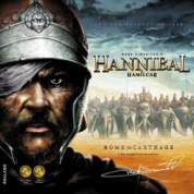 Hannibal & Hamilcar: Rome vs Carthage 20th Anniversary Ed. - EN/DE/SP/FR