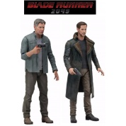 Blade Runner 2049 Series 1 - Deckard & Officer K Action Figures 18cm Assortment (14)