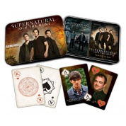 Supernatural Playing Cards Collector's Two-Pack - EN