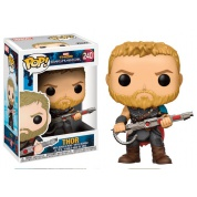 Funko POP! Marvel Thor Ragnarok The Movie - Thor Vinyl Figure Bobble-Head 10cm