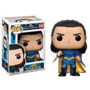 Funko POP! Marvel Thor Ragnarok The Movie - Loki Vinyl Figure Bobble-Head 10cm