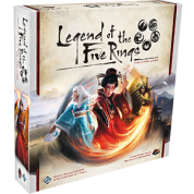 FFG - Legend of the Five Rings: The Card Game Core Set - EN