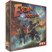 Escape from 100 Million BC - EN (Slightly damaged box)