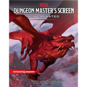 Dungeons & Dragons RPG - Dungeon Master's Screen Reincarnated - EN
