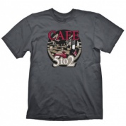 Silent Hill T-Shirt - Cafe 5 to 2 - Size XXL