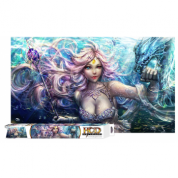 HCD - Play Mat - Siren of the Seas (Damaged box)