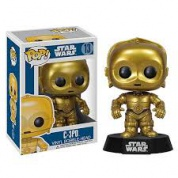 Funko POP! - Star Wars - C-3PO Bobble Head 4-inch