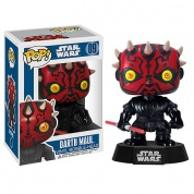 Funko POP! - Star Wars - Darth Maul Bobble Head 4-inch