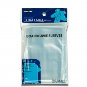 Blackfire Sleeves - Boardgame Sleeves - Extra Large (67x102mm) - 100 Pcs
