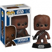 Funko POP! Star Wars - Chewbacca Bobble Head 10cm