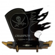 Blackfire PreRelease Trophy - Pirate Ship