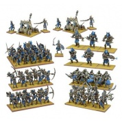 Kings of War - Empire of Dust Mega Army (Re-package & Re-spec)