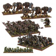 Kings of War - Orc Army (Re-package & Re-spec)