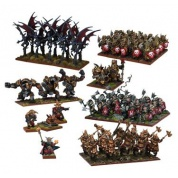 Kings of War - Abyssal Dwarf Mega Army (Re-package & Re-spec)