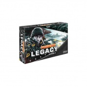 Pandemic: Legacy - Season 2 (Black Version) - EN