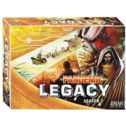 Pandemic: Legacy - Season 2 (Yellow Version) - EN