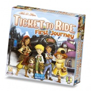 DoW - Ticket to Ride - First Journey (Europe) - EN