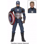 Marvel Captain America Civil War - CAPTAIN AMERICA 1/4th Scale Action Figure 45cm