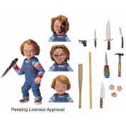 Chucky - Ultimate Chucky Action Figure 10cm