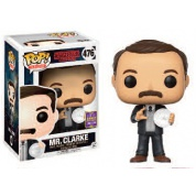 Funko POP! Television Stranger Things - Mr. Clarke Vinyl Figure 10cm SDCC 2017 limited