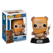 Funko POP! - Star Wars - Ewok Wicket Bobble Head 4-inch