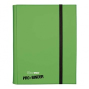 UP - Pro-Binder - 9-Pocket Portfolio - Light Green