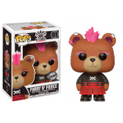 Funko POP! Build-A-Bear - Furry N' Fierce Vinyl Figure 10cm limited