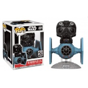 Funko POP! Star Wars - Tie Pilot with Tie Fighter Vinyl Figure Set (2) 10cm/15cm limited