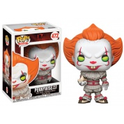 Funko POP! Movies IT - Pennywise with Boat Vinyl Figure 10cm
